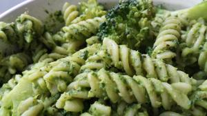 Everything Green Pasta Salad