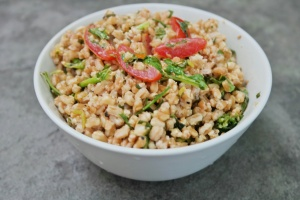 farro-vegan-salad